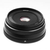 Obiectiv manual Meike 28mm F2.8 pentru Sony E-mount