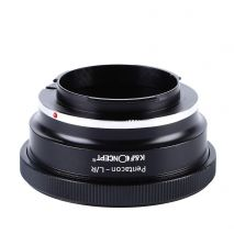 K&F Concept Pentacon 6-L/R adaptor montura de la Pentacon 6 Kiev 60 la Leica R