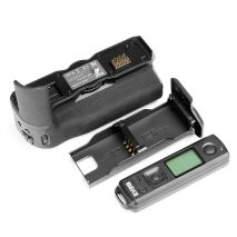 Grip Meike MK-XT2 PRO cu telecomanda wireless pentru Fujifilm X-T2