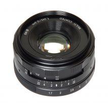 Obiectiv manual Meike 35mm F1.7 pentru FujiFilm FX-mount