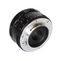 Obiectiv manual Meike 35mm F1.7 pentru Olympus si Panasonic MFT M4/3-mount