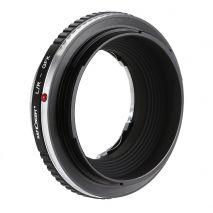 K&F Concept L/R-GFX adaptor montura de la Leica R la Fuji GFX-Mount KF06.354