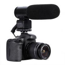 Microfon K&F Concept CM-500 Shotgun pentru DSLR si camere video