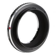 K&F Concept EOS-GFX adaptor montura de la Canon EOS EF la Fuji GFX-Mount KF06.350