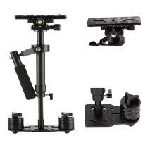 Stabilizator S40 29.5-40cm handheld pentru DSLR si camere video