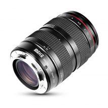 Obiectiv Telefoto manual Meike 85mm F2.8 Macro pentru Nikon F-Mount Full Frame