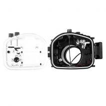 Carcasa subacvatica waterproof Meikon pentru Sony A7 II A7R II A7S II cu obiectiv 28-70mm