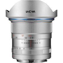 Obiectiv Manual Venus Optics Laowa Zero-D 12mm f/2.8 Silver pentru Canon EF