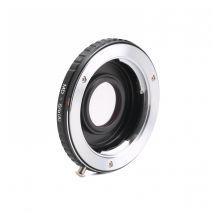 K&F Concept MD-AF adaptor montura cu sticla optica de la Minolta MD MC la Minolta A Sony A-Mount KF06.338