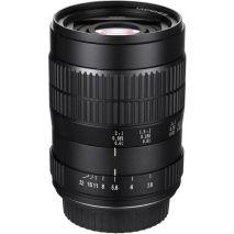 Obiectiv Manual Venus Optics Laowa 2X Ultra-Macro 60mm f/2.8 pentru Nikon F