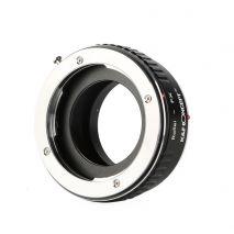 K&F Concept Rollei-FX adaptor montura de la Rollei QBM  la Fuji FX-Mount KF06.301