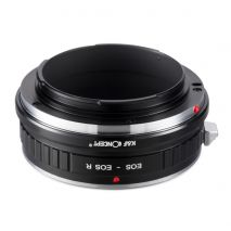 K&F Concept EOS-EOS R adaptor montura de la Canon EOS la Canon EOS R  KF06.383