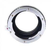 K&F Concept MD-L/M adaptor montura de la Minolta MD MC la Leica M-Mount KF06.177