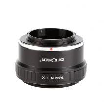 K&F Concept TAMRON-FX adaptor montura de la Tamron Adaptall 2 la Fuji X-mount KF06.299