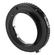 K&F Concept L/M-EOS M adaptor montura de la Leica M la EOS M-Mount KF06.333