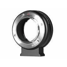 Meike MK-NF-F adaptor montura Nikon F la FujiFilm FX
