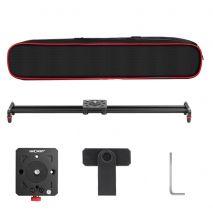 Slider K&F Concept din aluminiu 80cm pentru camere video si DSLR KF36.002