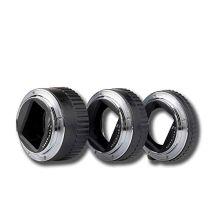 Tuburi de extensie macro Meike MK-C-AF1-A cu Auto focus pentru Canon EF EF-S