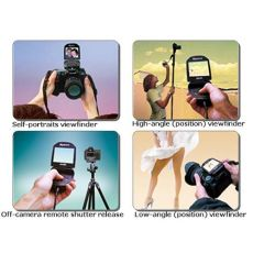 Telecomanda Live-View Aputure GT3C cu fir pentru Canon 1D X, 7D, 50D, 40D, 1D Mark IV, 1D Mark III, 1Ds Mark III