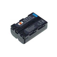 Acumulator DSTE NP-FM500H 2300mAh replace Sony Alpha SLT