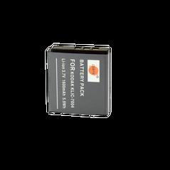 Acumulator DSTE  NP-50 KLIC-7004 DL-168 1600mAh replace Fujifilm Kodak Pentax