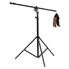 Stativ boom stand 290cm cu boom-arm 200cm si sac pentru contragreutate