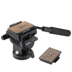 Yunteng YT-950 cap trepied Profesional DSLR & video fluid