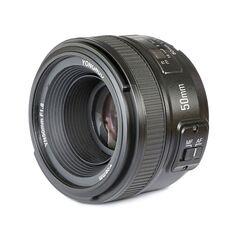 Yongnuo YN 50mm f1.8 pentru Nikon