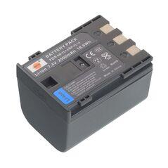 Acumulator DSTE 2500mAh compatibil Canon NB-2L14 BP-2L14 pentru DC310, DC320, DC330, Elura 40MC