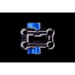 Prindere Riser Rail pentru RIG video DSLR