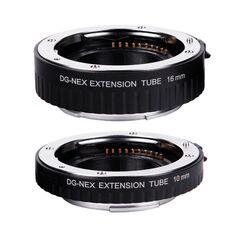 Tuburi de extensie DG macro cu AF pentru Sony NEX E-mount
