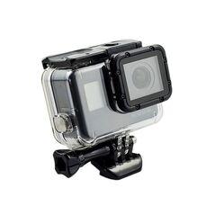 Carcasa waterproof 45m replace pt GoPro Hero 5 Black GoPro Hero 6 Black GoPro Hero 7 GP340C