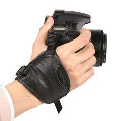 Curea de mana pentru camere DSLR, mirrorless si camere video compacte