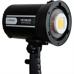 Yongnuo YN100 PRO LED 5500K cu montura de accesorii Bowens
