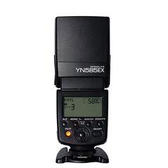 Yongnuo YN585EX Blitz Pentax PTTL wireless slave TTL