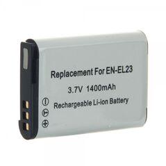Acumulator EN-EL23 1400mAh replace Nikon