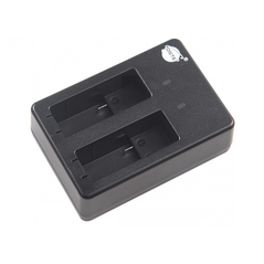 Incarcator dual DSTE AHDBT-501 pentru GoPro Hero 5 Black Edition, GoPro Hero 5