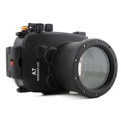 Carcasa subacvatica waterproof Meikon pentru Sony A7