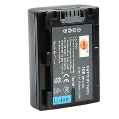 Acumulator DSTE NP-FH50 1200mAh replace Sony Alpha