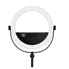 Yongnuo YN508S Lampa circulara  2in1 cu 192 LED-uri si temperatura de culoare ajustabila