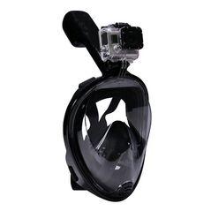 Masca Snorkeling full-face Easy Breath S/M pentru GoPro, SJCAM, Xiaomi GP280