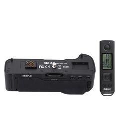 Grip Meike MK-XT1 PRO cu telecomanda wireless pentru Fujifilm XT1