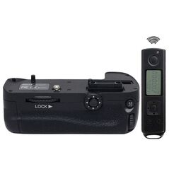 Grip Meike MK-DR7100 cu telecomanda wireless pentru Nikon D7100 D7200