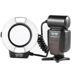 K&F Concept KF150 Blitz macro TTL pentru Canon