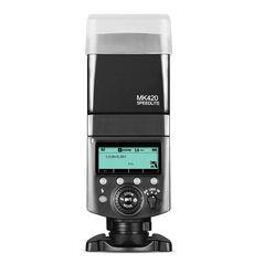 Meike MK-420F Blitz TTL compatibil FujiFilm
