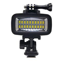 Lampa subacvatica LED Seafrogs SL-100 pentru camere de actiune