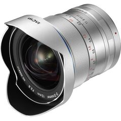 Obiectiv Manual Venus Optics Laowa Zero-D 12mm f/2.8 Silver pentru Pentax K-mount