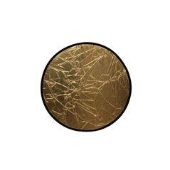 Blenda rotunda 2in1 gold-silver 80cm