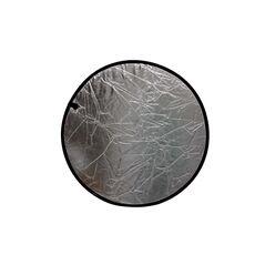 Blenda rotunda 2in1 gold-silver 60cm