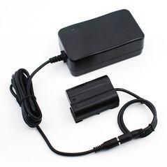 AC adapter replace EH-5 + EP-5B coupler EN-EL15 replace Nikon